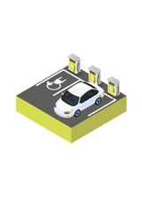 Ladestationen für eAutos